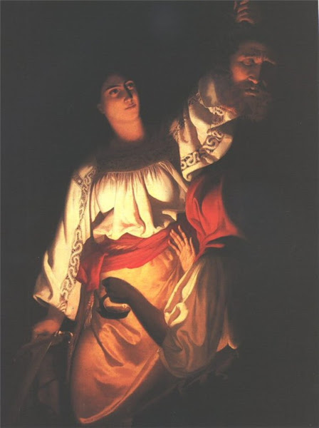 Judith And Holofernes by Antal Haan, Macabre Paintings, Horror Paintings, Freak Art, Freak Paintings, Horror Picture, Terror Pictures