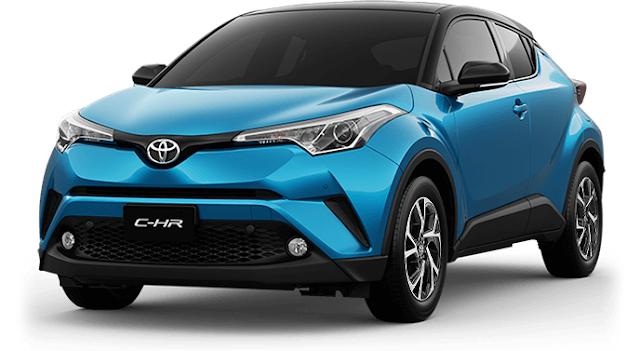 Pilihan Mobil Paling Keren dari Toyota