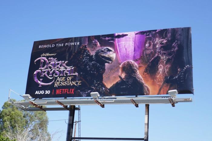 Dark Crystal Age Resistance Skesis billboard