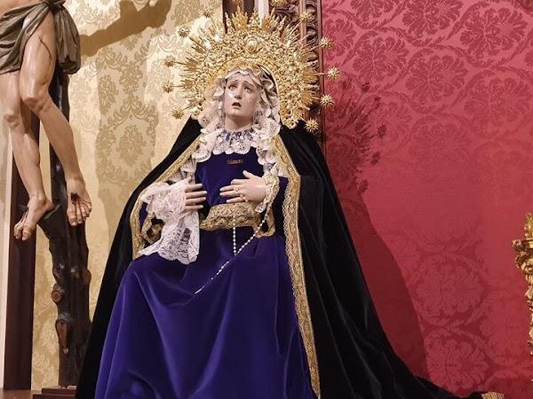Dos efemérides de Santa María del Silencio de Jaen 'silenciadas' por el Covid