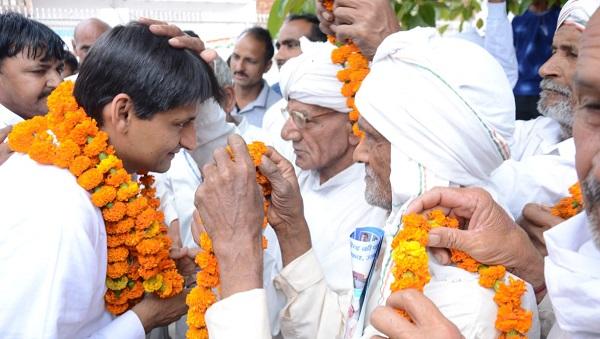 Rohtak-MP-Depender-Singh-Hooda-News