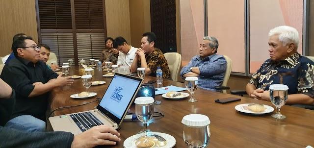 M. Nuh Dukung SMSI Secepatnya  Menjadi  Konstituen Dewan Pers