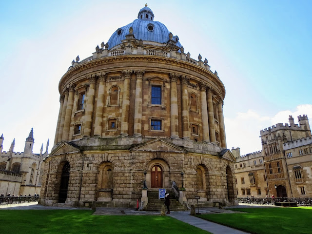 Oxford in a Day: Radcliffe Camera