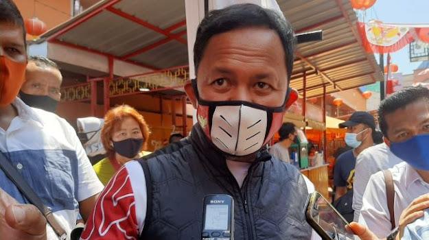 Kasus Covid-19 di Bogor Tembus 800, Bima Arya Tetap Pilih Lanjutkan PSBMK