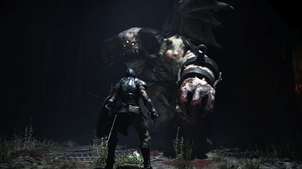 Demon's Souls Remake - How to Defeat Phalanx
