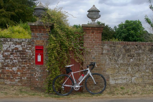 post box gate