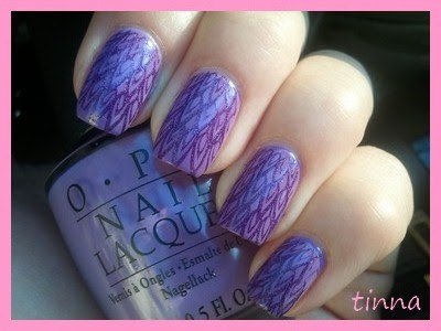 OPI - A GRAPE FIT & BM