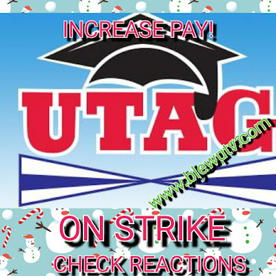 Utag on strike