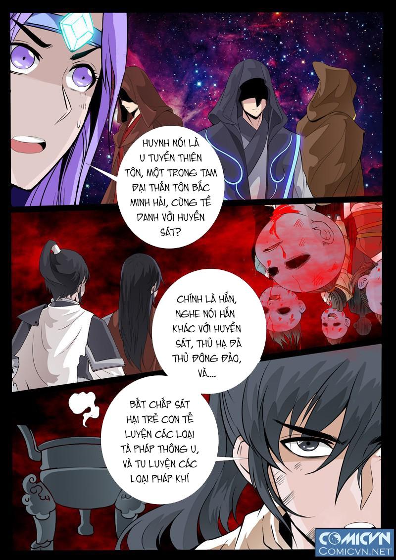 Long Phù Chap 96 - Trang 4