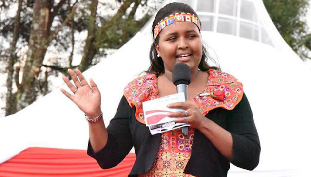 Samburu West MP Naisula Lesuuda