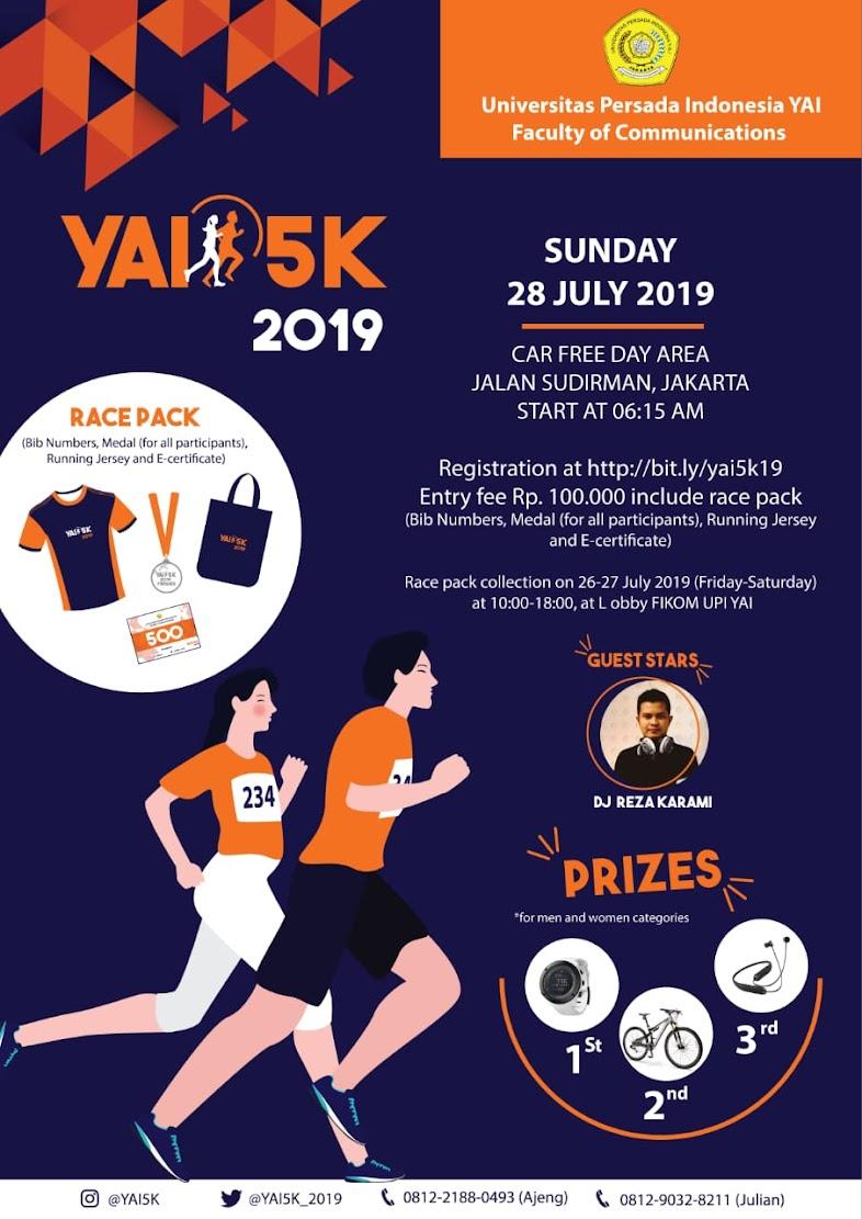 YAI 5K • 2019