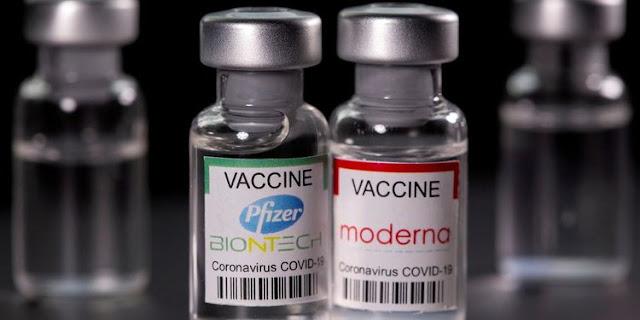 Komite Keamanan Obat Eropa: Vaksin Pfizer dan Moderna Berisiko Munculkan Peradangan Jantung