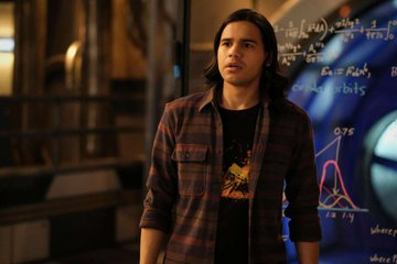 The Flash: Carlos Valdés confirma su regreso al final de la temporada 7