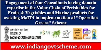 Operation Greens Scheme