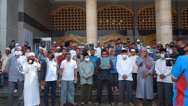MUI, Ormas dan Tokoh Islam Maluku Desak Inisiator RUU HIP Ditangkap