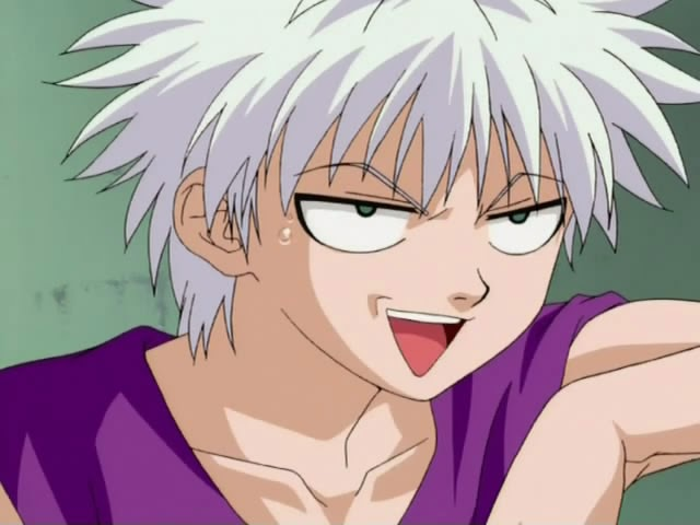Killua, Hunter x Hunter, Fan Fiction, 07 ghost