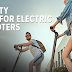 Safety Tips for Electric Scooters #infographic