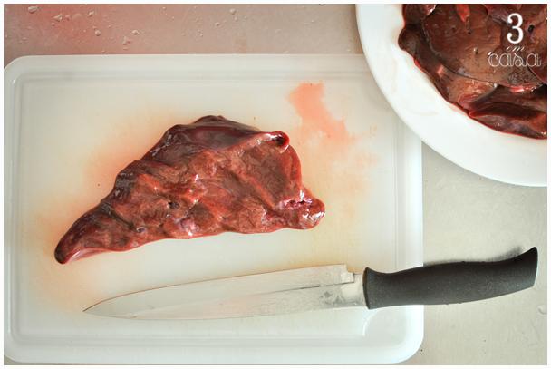 como fazer isca fígado