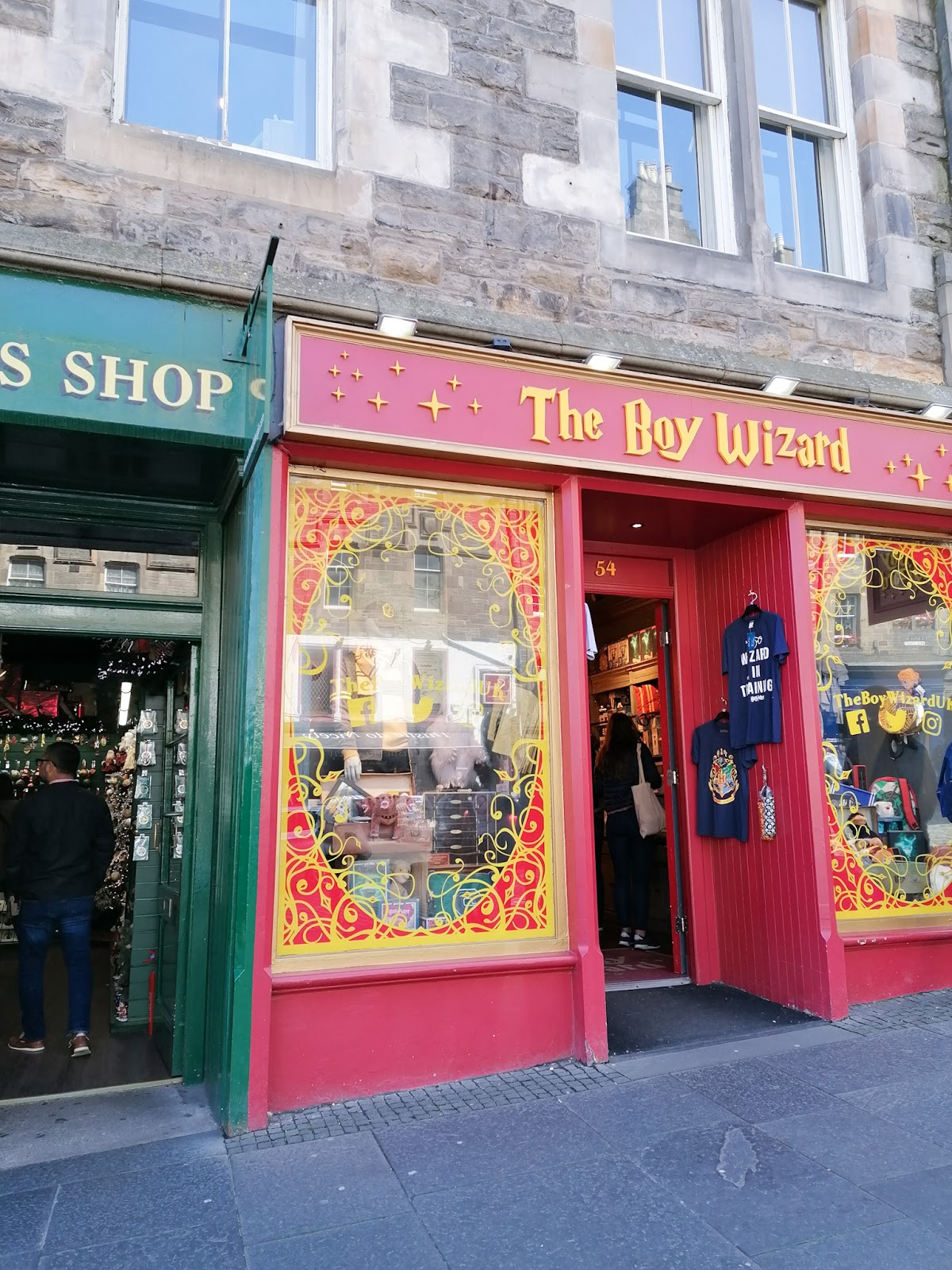 A mini city guide to Edinburgh