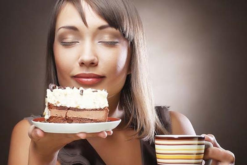 Bir dilim pastayla diyet bozulur mu? Bozulmaz!