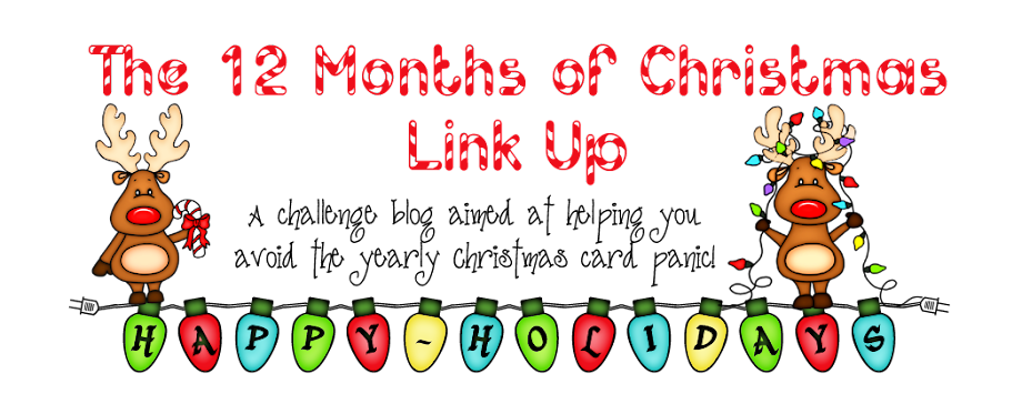 The 12 Months of Christmas Link Up