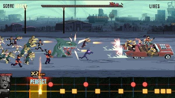 Double Kick Heroes (2020) PC Full Español