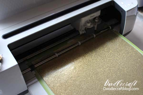 Cut iron on vinyl with the Cricut Maker in reverse to adhere with the Easy Press 2.