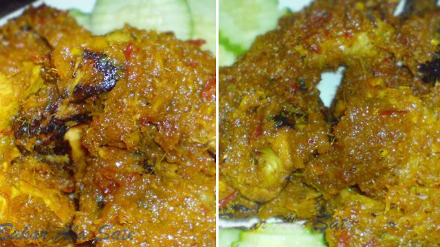 Ayam Bakar Ala Sate