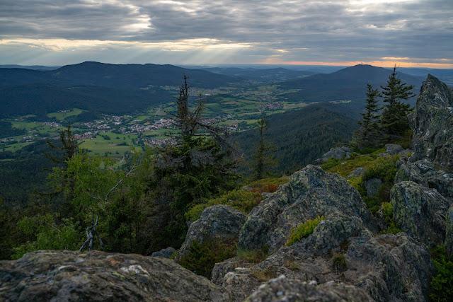 Künischer Grenzweg auf den Osser | Wanderweg La1 im Lamer Winkel | Wandern im Bayerischen Wald | Naturpark Oberer Bayerischer Wald 22