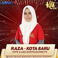 Biodata RAZA KDI 2018 Dari Kotabaru Kalimantan Selatan