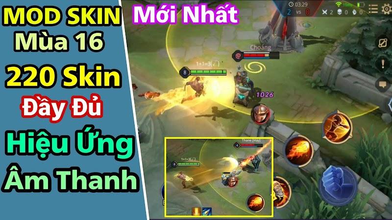 MOD SKIN LQ v9.0