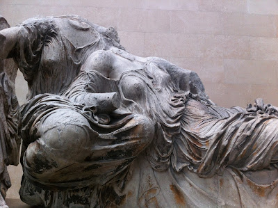 Australia backs return of Parthenon Marbles