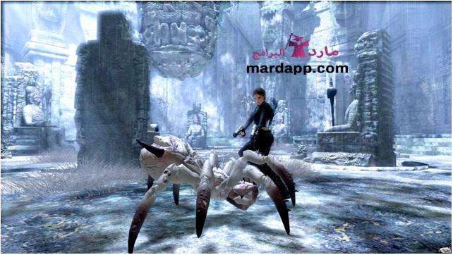 تحميل لعبة tomb raider underworld مضغوطة