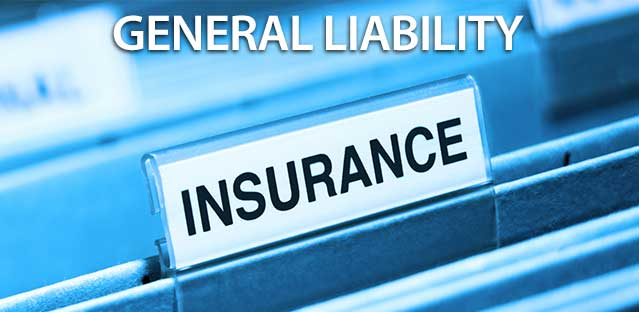 General Liability Insurance helps protect your company or professional practice from claims of bodily injury to a customer