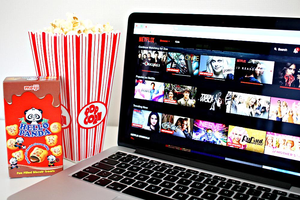 Current Netflix Favourites