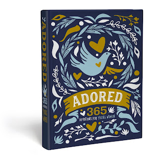 Adored Devotionals Giveaway