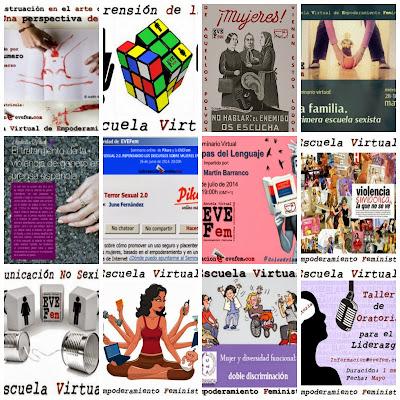 Seminarios de formación feminista