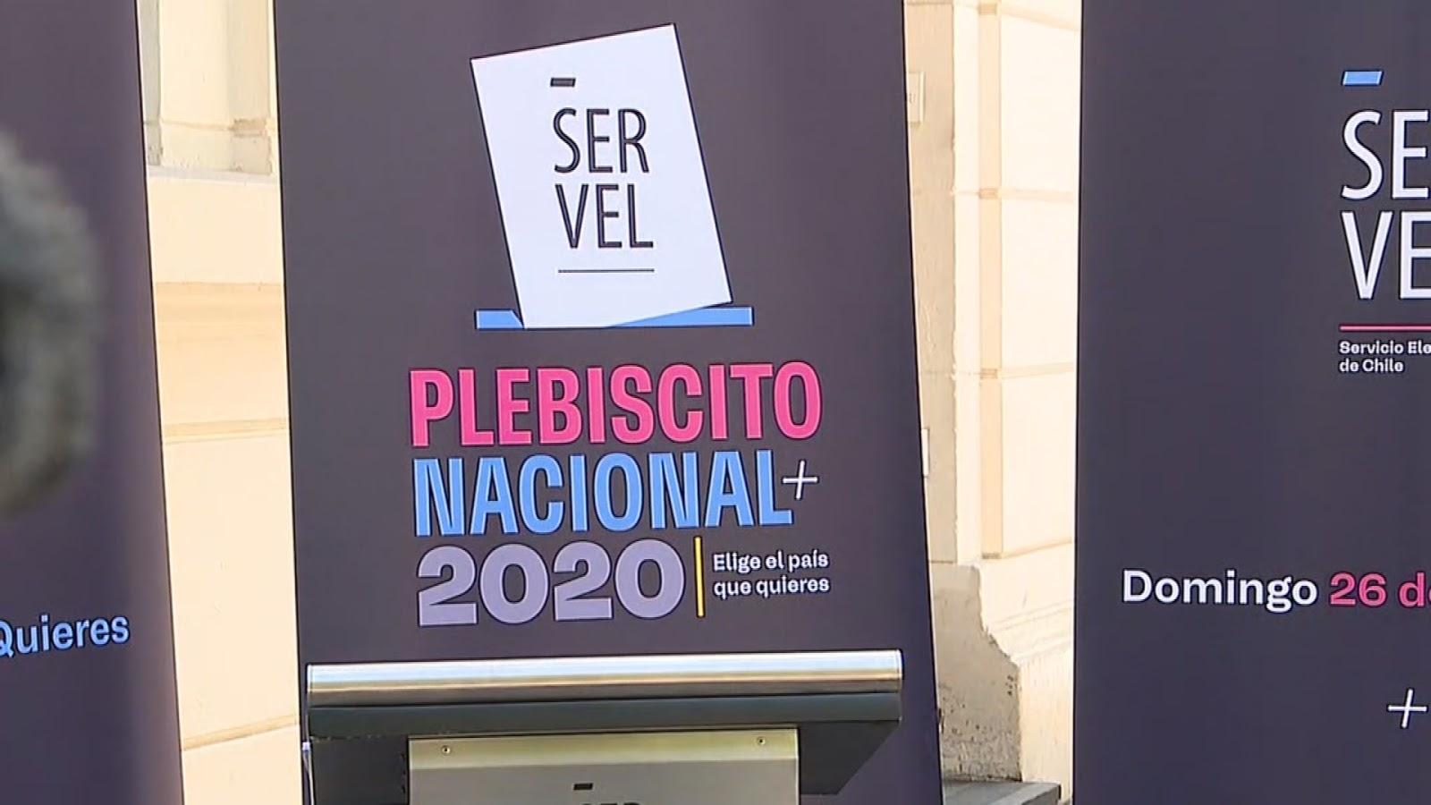Oposición presentará proyecto para limitar gastos de campaña en el plebiscito