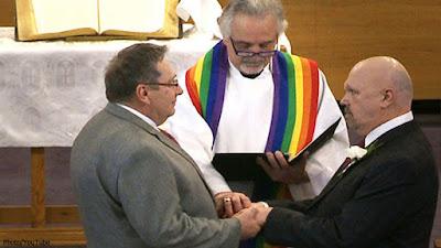 Methodist Church Votes Over Homosexualiy Marriage In UK - 264 Votes Won