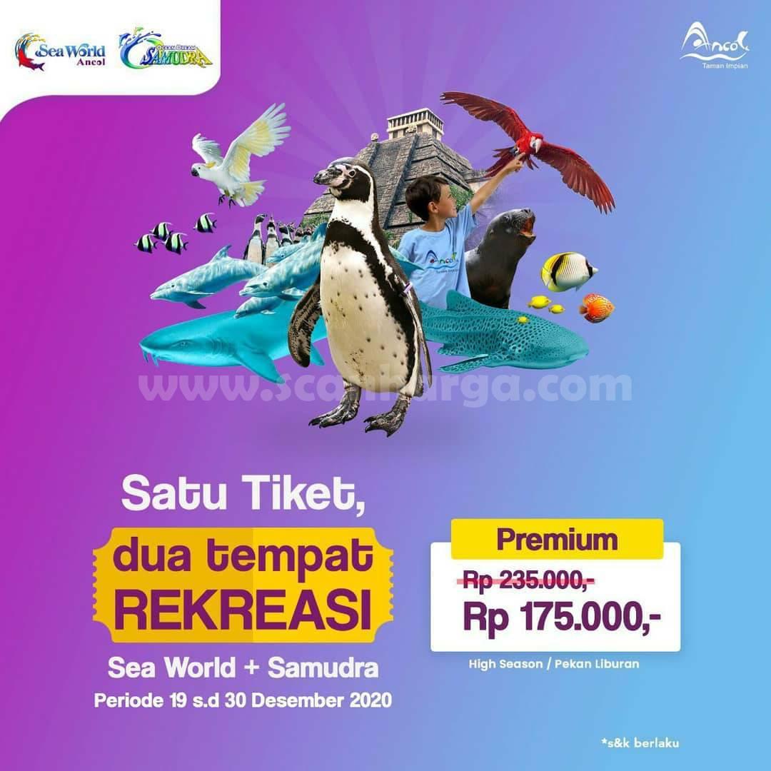OCEAN DREAM SAMUDRA Promo TIKET BUNDLING PREMIUM! Harga cuma Rp 175.000