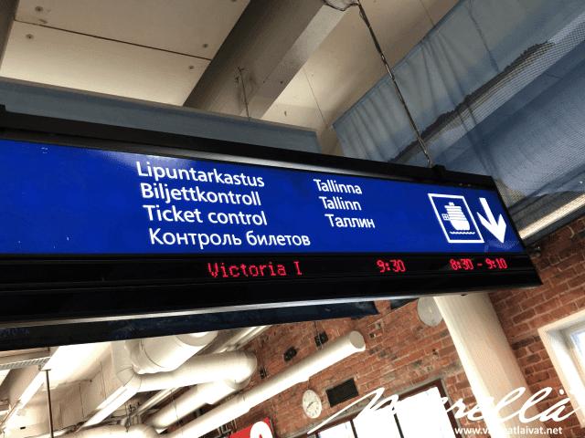 Tallinna risteily Tallink