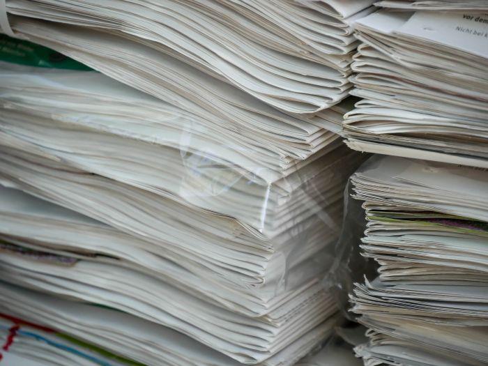 El reciclaje de papel es muy importante hoy en día
