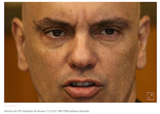 Moraes será novo relator de inquérito no STF sobre suposta interferência de Bolsonaro na PF