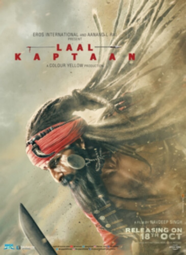 Laal Kaptaan 2019 Hindi Movie 400MB Pre-DVDRip 480p Download