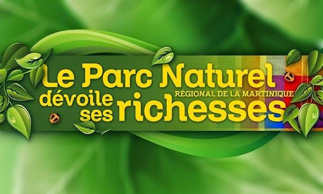 Banniere du Parc Naturel Régional de la Martinique