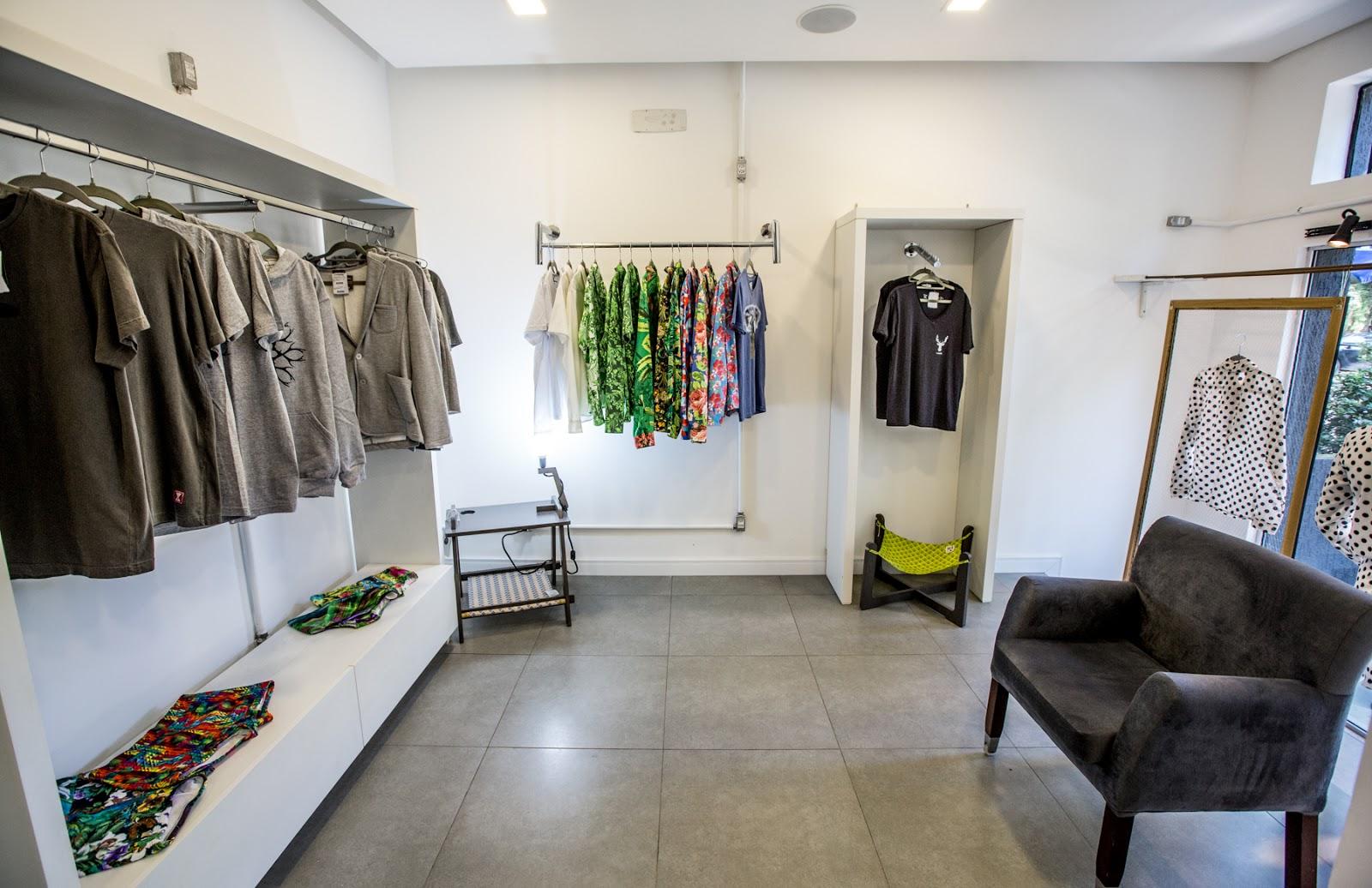 Glicks clothing store