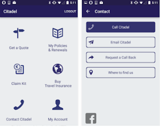 Accessing Citadel Insurance Mobile App - How Can You Download And Manage Your Policies Anywhere Anytime