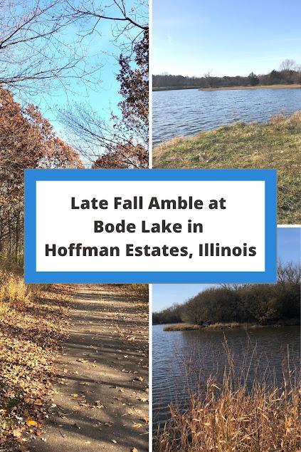 Soaking in Amber Views and Lake Serenity at Bode Lake in Hoffman Estates, Illinois