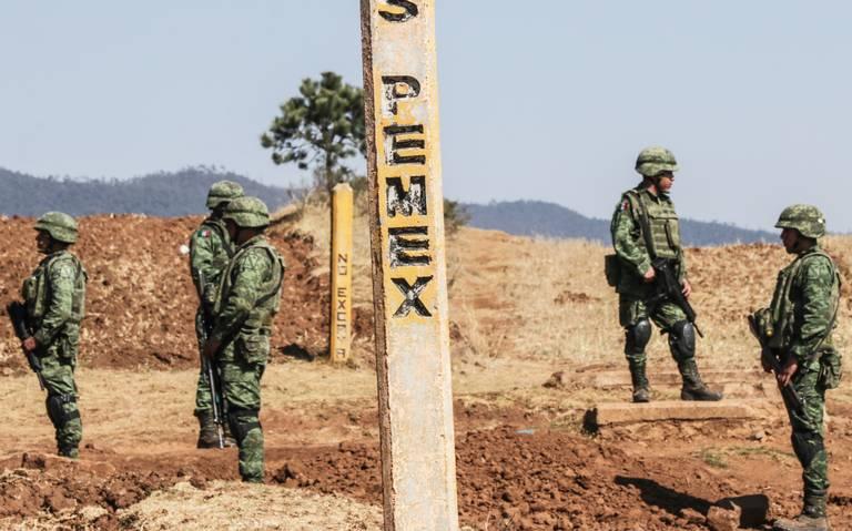 Huachicoleros y Soldados se enfrentan en Hidalgo y muere un civil en el fuego cruzado