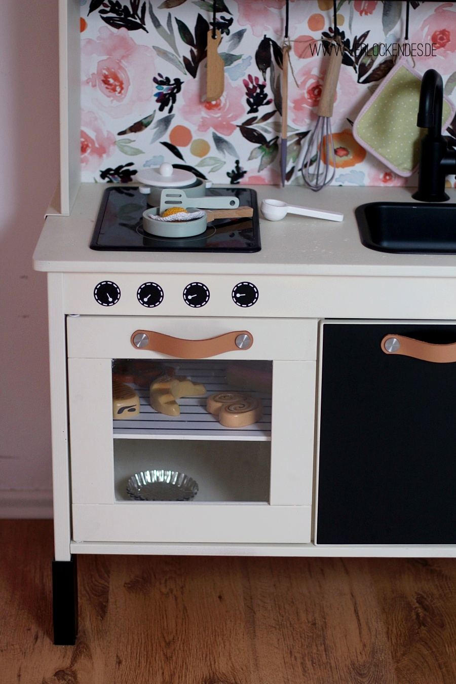 Ikea DUKTIG Hack Kinderküche